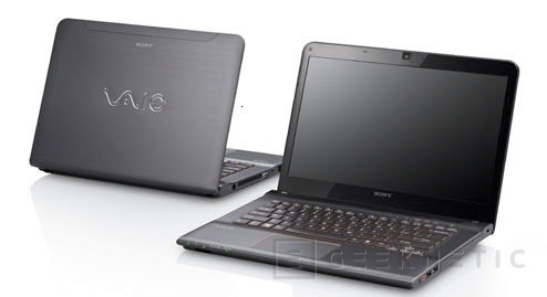 """Sony actualiza su reciente modelo E de 14"""" a cuatro núcleos, Imagen 1"""
