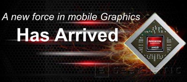AMD presenta la nueva serie 7000M, Imagen 1