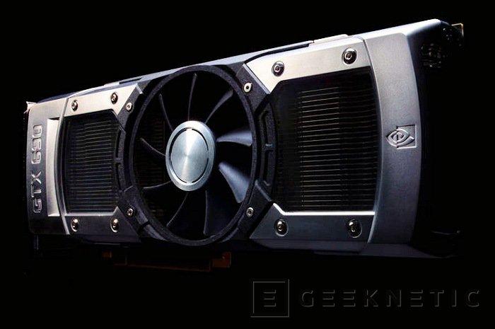 Nvidia lanza la GTX 690. Doble GPU, doble precio, Imagen 1