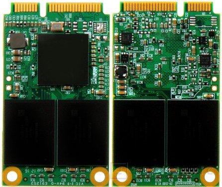 Transcend MSA 720. Velocidad mSATA para la nueva generación Ultrabook, Imagen 1