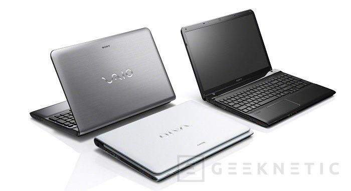 Nuevas series E y S de Sony, Imagen 1