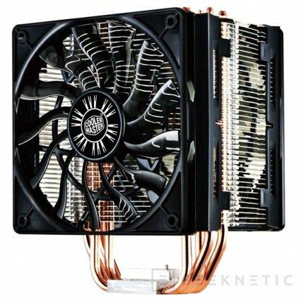 Nuevo Cooler Master Hyper 412 Slim, Imagen 1