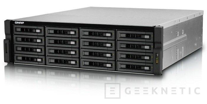 Nuevas unidades Qnap para entornos empresariales, Imagen 1