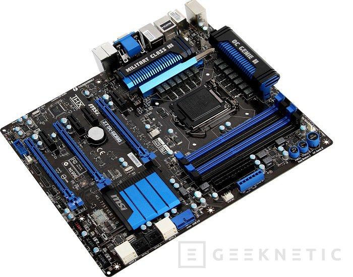 MSI presenta oficialmente la Z77A-GD80 con Thunderbolt, Imagen 1