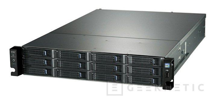 Iomega aprovecha los nuevos Xeon E3-1200 en el PX12-450r, Imagen 1