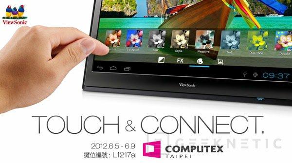 """ViewSonic promete un Tablet de 22"""" para Computex, Imagen 1"""