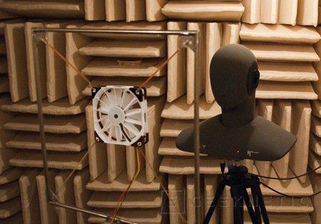 Noctua desarrolla ventiladores con cancelación de ruido, Imagen 1