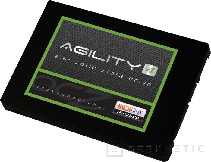 OCZ renueva la gama Agility con su cuarta generación, Imagen 1