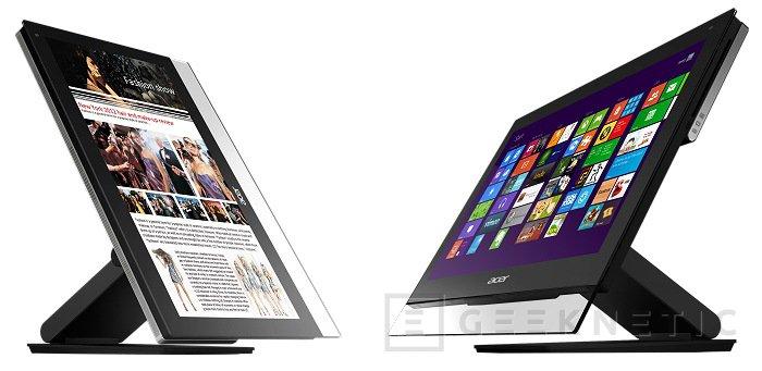 Computex 2012. Acer. Aspire 5600U y Aspire 7600U, Imagen 2