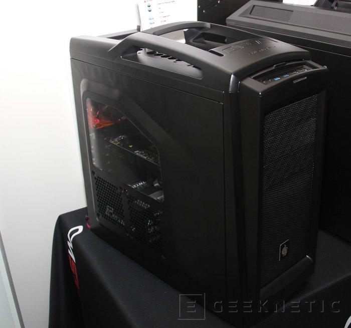 Computex 2012. Cooler Master. Storm Scout II, Imagen 1