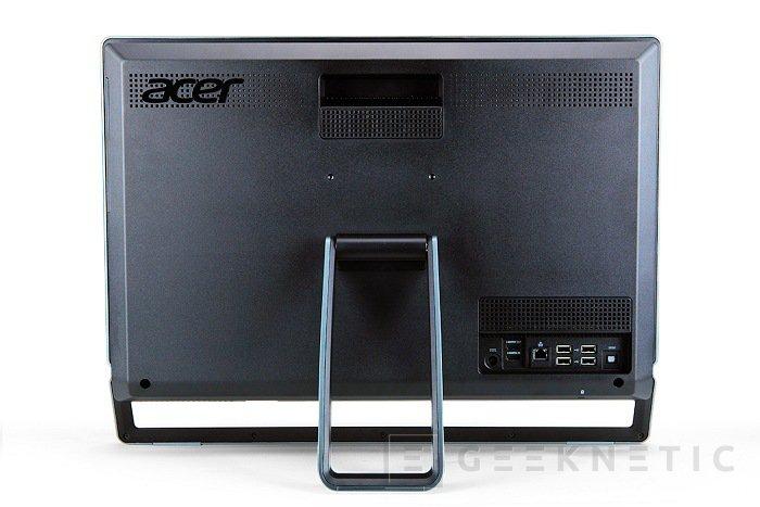 """Acer Veriton Z46xx. El """"Todo en uno"""" corporativo, Imagen 2"""