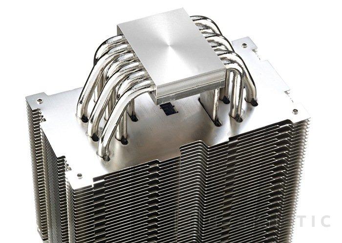 Cooler Master introduce el disipador TPC 800, Imagen 2