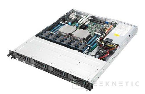 ASUS actualiza sus servidores a los procesadores Xeon E3 y E5, Imagen 2
