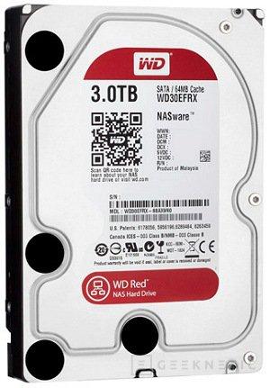 Western Digital introduce la nueva serie RED, Imagen 1
