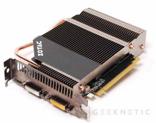 Geforce GT 640 Zone Edition pasiva de Zotac, Imagen 1