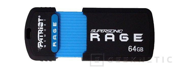 Patrior Rage Supersonic. La otra novedad, Imagen 1