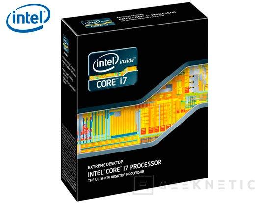Habrá Intel Core i7 3970X Extreme para finales del 2012, Imagen 1