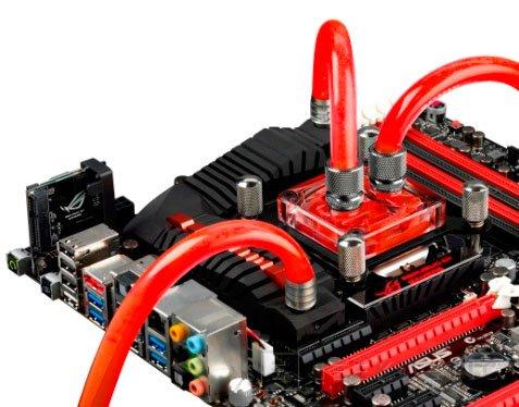 ASUS ROG Fusion Thermo, refrigeración líquida y por aire en un mismo disipador, Imagen 1