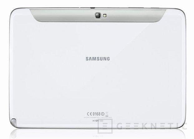 Samsung Galaxy Note 10.1, Imagen 2