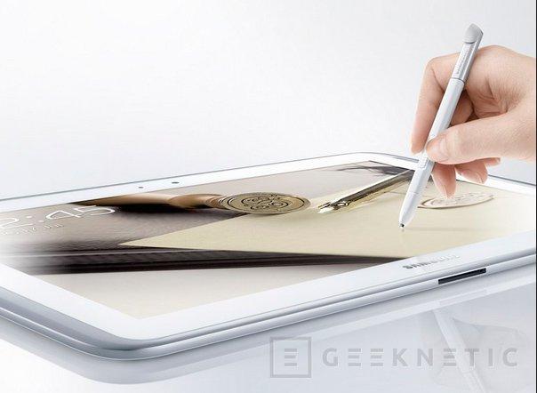 Samsung Galaxy Note 10.1, Imagen 3