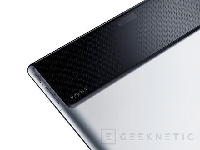 Sony muestra su nueva tableta, Imagen 2