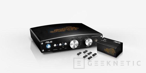 ASUS Xonar Essence One Plus Edition, tarjeta de sonido externa por USB de alto rendimiento, Imagen 1