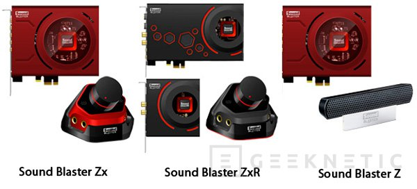 Sound Blaster Z-Series, Imagen 2
