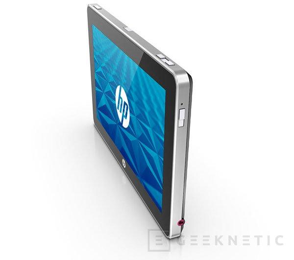 HP lanzará un nuevo tablet, Imagen 1