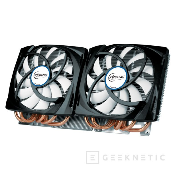 Accelero Twin Turbo para las GTX 690, Imagen 1