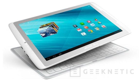 Gen10 XS, nueva gama de tablets de Archos, Imagen 1