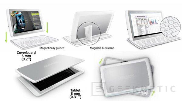 Gen10 XS, nueva gama de tablets de Archos, Imagen 2