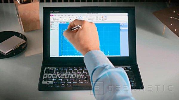 Primeras imágenes del tablet convertible Sony Vaio Duo 11, Imagen 1