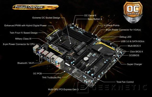 MSI introduce la certificación de Overclock en su placa Z77 MPOWER, Imagen 1