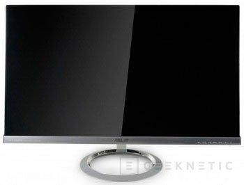 IFA 2012. ASUS. Monitores de diseño Designo MX279H y MX239H, Imagen 2