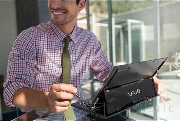 IFA 2012. Sony hace oficial el Vaio Duo 11. Actualizado!, Imagen 2