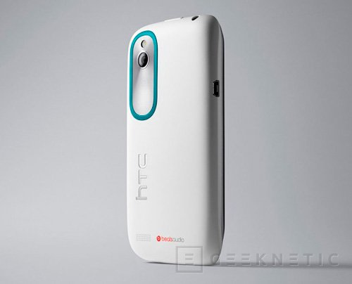 IFA 2012. HTC Desire X, Imagen 2