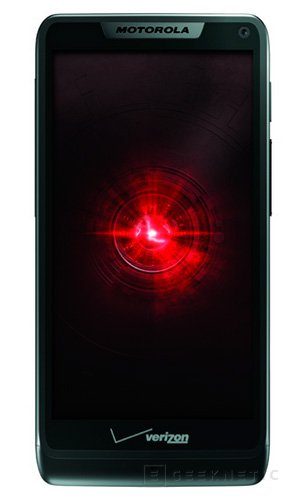Motorola presenta sus dos nuevos smartphones. Razr M y Razr Maxx HD, Imagen 1