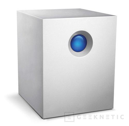 LaCie 2big y 4big Quadra, discos externos en raid, ahora con USB3.0, Imagen 1