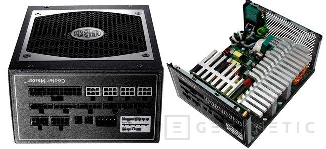 Nueva fuente Cooler Master Silent Pro Hybrid de 1300W, Imagen 2