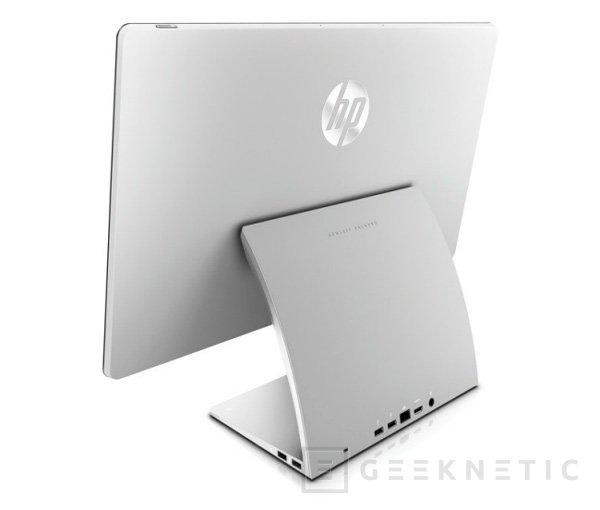 HP Spectre One, nuevos ordenadores todo-en-uno con Windows 8, Imagen 2