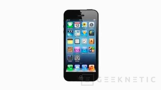 Apple presenta el iPhone 5. Disponible en España el 28 de Septiembre, Imagen 1