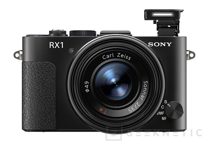 Sony DSC-RX1, Imagen 1