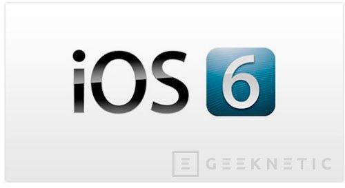 Apple iOS 6 e iTunes 11, Imagen 1