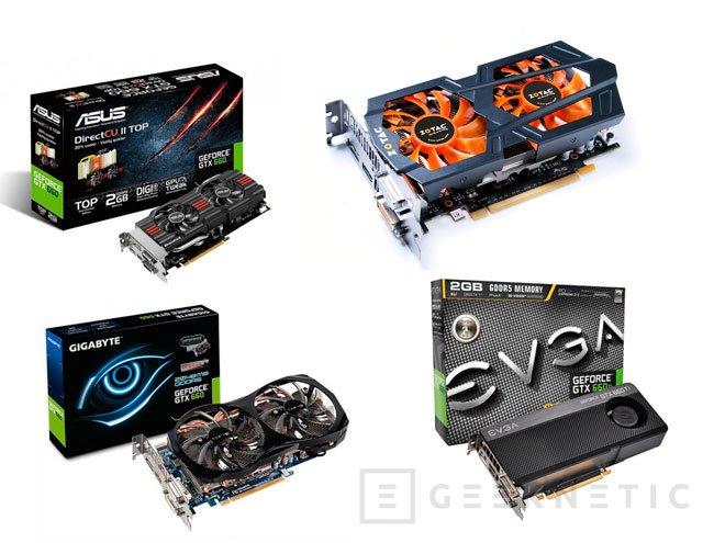 Llegan las Nvidia GeForce GTX 660 y GTX 650, Imagen 2