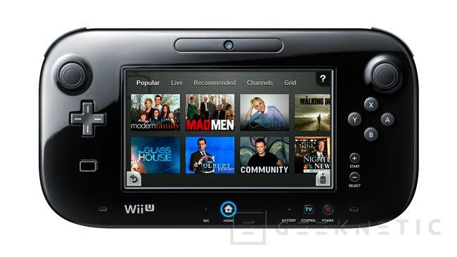 Nintendo muestra su sistema de streaming de vídeo para Wii U, Imagen 1
