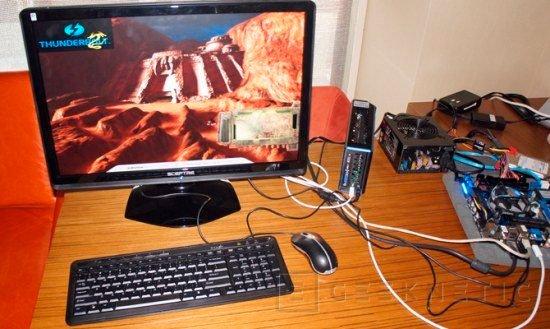 LucidLogix trabaja en un dock ThunderBolt para gráficas externas, Imagen 1