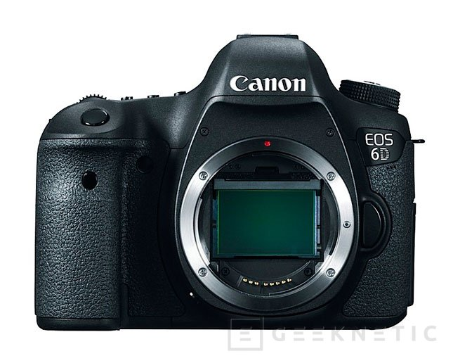 Canon EOS 6D, sensor Full-Frame en una carcasa compacta, Imagen 2