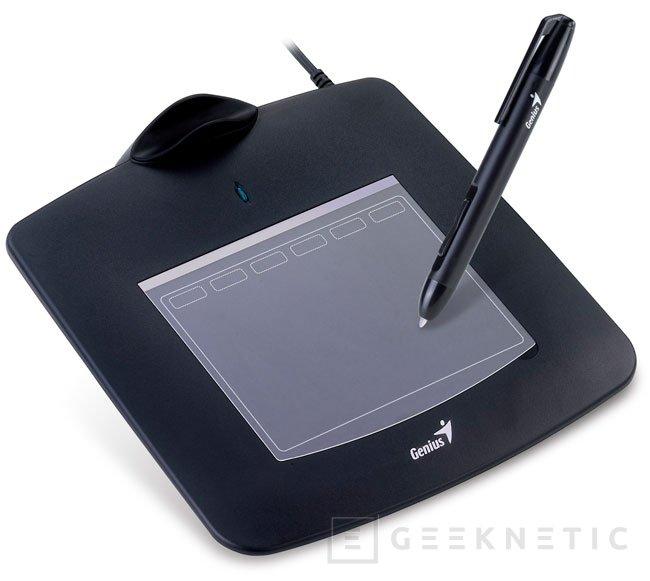 Genius EasyPen 340. Tableta gráfica económica, Imagen 1