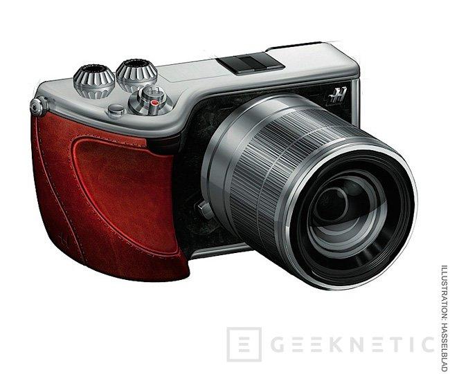 Hasselblad y Sony lanzan Lunar,una cámara compacta con acabados de lujo, Imagen 1