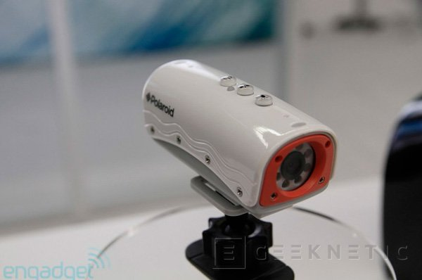 Nuevas cámaras de deporte de Polaroid, Imagen 1